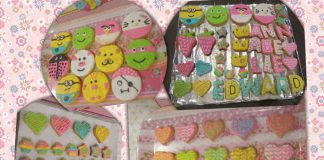 Cookies Karakter By Annabelle Edward Gladys