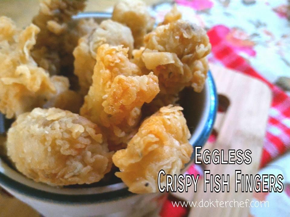 Eggless Crispy Fish Fingers by Chuznul Dwi Tyasari