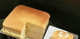 Fluffy Japanese Cheesecake by Heppy Happy Kusuma Eller