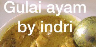 Gulai Ayam by Indri Naiya