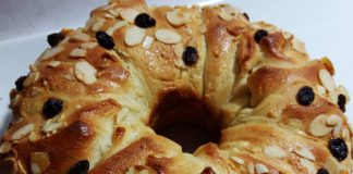 Japanese Condensed Milk Bread by Chen May Liang