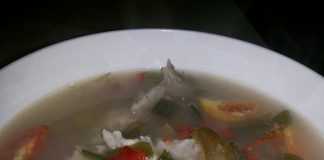 Kuah Asam Kakap Merah by Masna Ikhsan