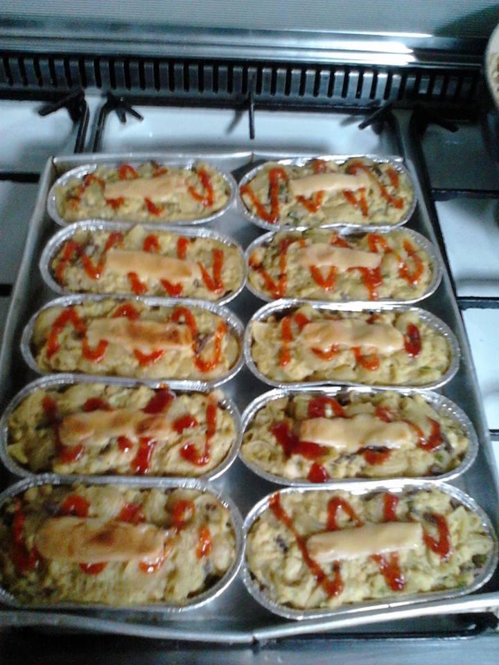 Makaroni Panggang Tofu by Dewi Sartika