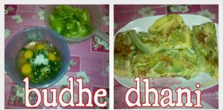Omelet Pare by Wardani Budhe Dhani