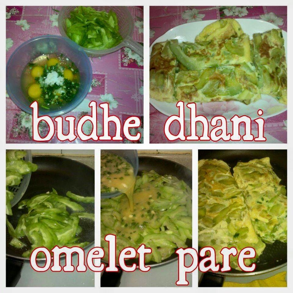 Omelet Pare by Wardani Budhe Dhani