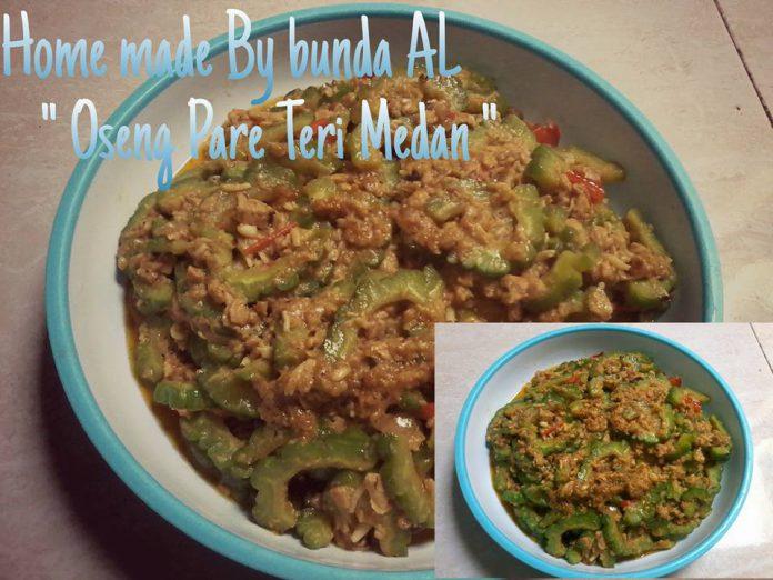 Oseng Pare by Sisca Dewi Noviany