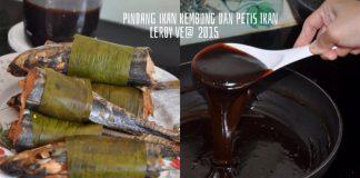 Pindang Ikan Kembung dan Petis Ikan by Vetrarini Leroy