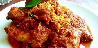 Rendang Ayam by Valda Ali Mansyoer