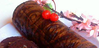 Roll Brownies By NaNa Nurjanah Tsaqieb