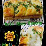 Roti Abon Bawang by Rise Cong