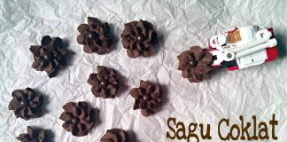 Sagu Coklat by Kiezha Wulansari