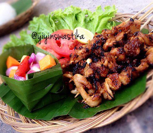 Sate jamur Tiram By Yiyin SwasTika
