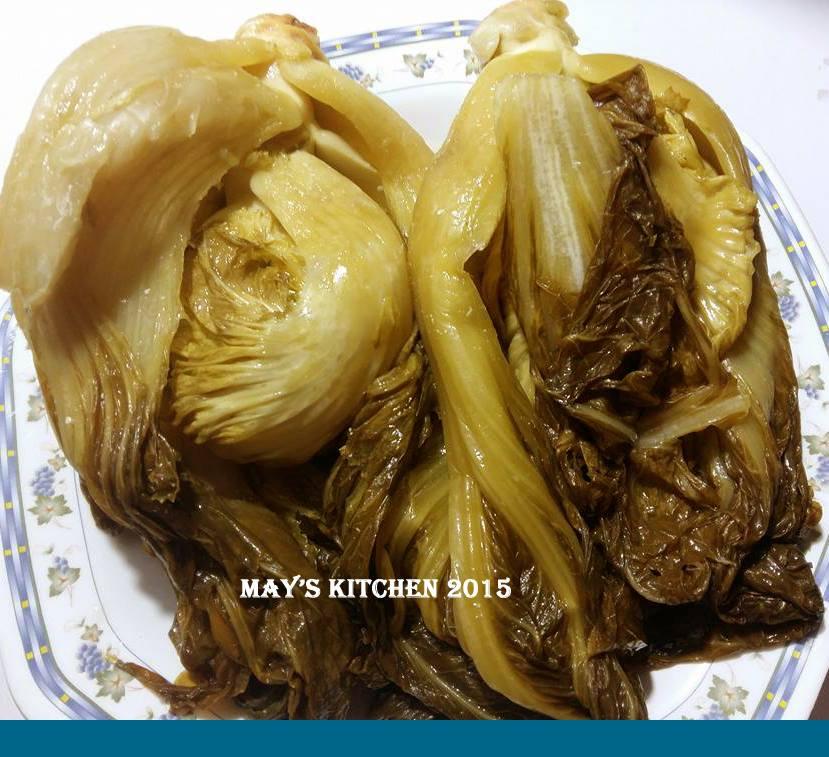 Sayur Asin by Chen May Liang