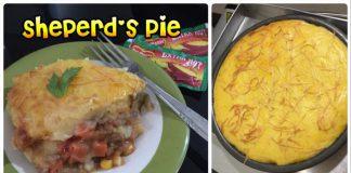 Sheperd's Pie by Viriyani Devi