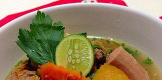 Soup Daging Sapi by Jetty Anfarz
