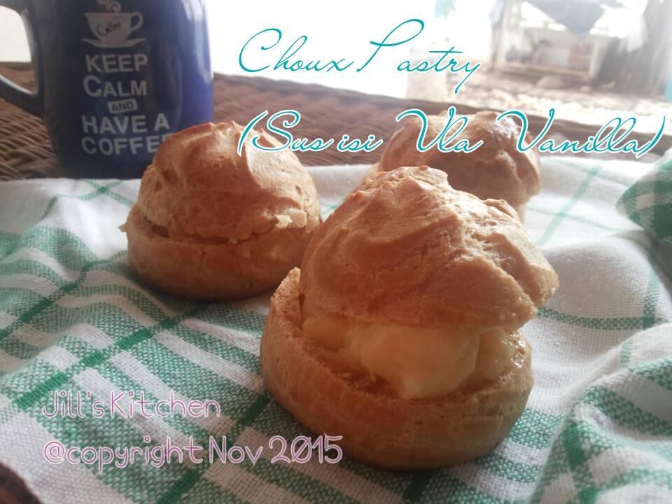Sus isi Vla Vanilla by Jill Sarah Dewi