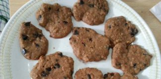 Chocolate Chips Cookies by Natasha Dimitri