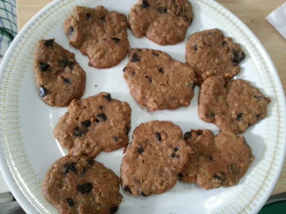 Chocolate Chips Cookies by Natasha Dimitri