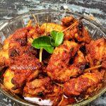 Ayam Panggang Merah (oven) by Famella