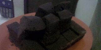 Brownies Ny. Liem Irit Telur by Riski Wardani