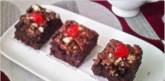 Cakey Brownies by Cincha Sheehan