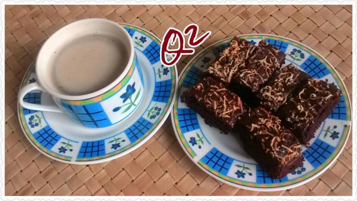 Chewy Gooey Brownies by Rizky Eka Koesoemaningtyas