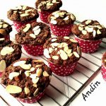 Chocobanana Almond and Cheese Muffin by Andini Putri Pribadini