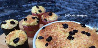 Fluffy Fermented Cassava Cake (Bluder Tape) by Fa Mella