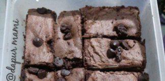 Fudgy Brownies by Kaori Michiru Richardson