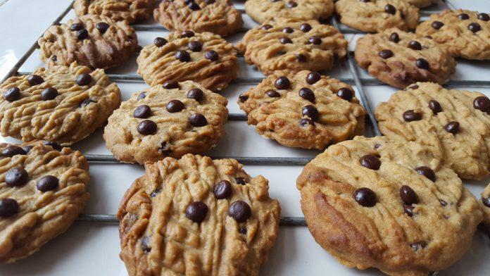 Goodtime Cookies by Indriana Ningsih