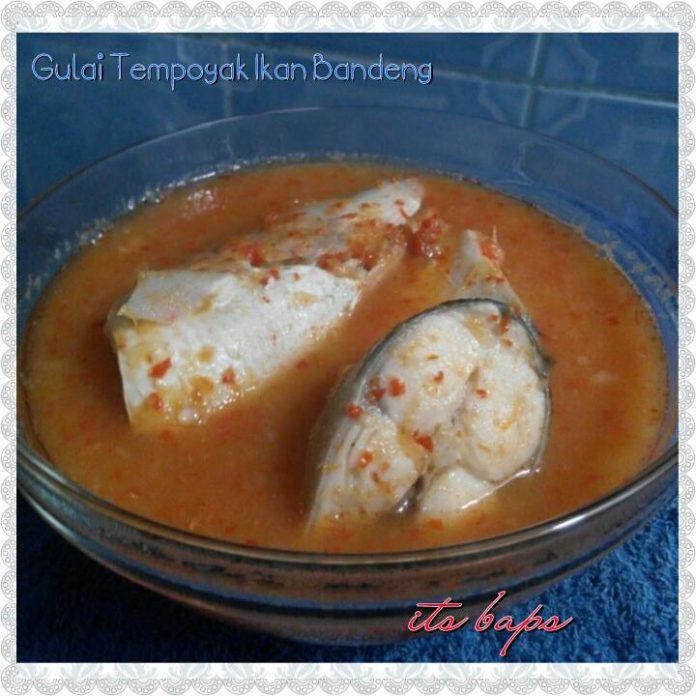 Gulai Tempoyak Ikan Bandeng by Bentalawangi Ardhanariswari