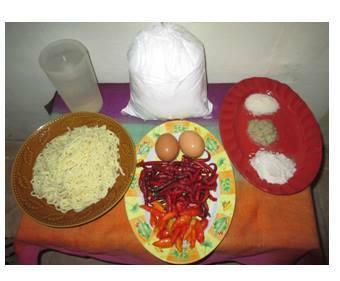 bahan Kripik SOMIGO (bakso mie goreng) by Desthy