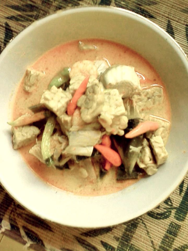 Lodeh Jantung Pisang by Nur Azizah