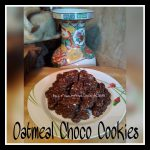 Oatmeal Choco Cookies by Rachma Cookies