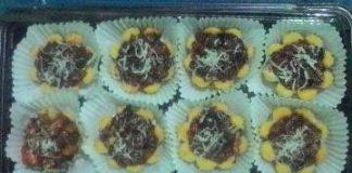 Pie Sosis Lada Hitam Falarasha by Bernadeta Dian Riftanto