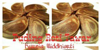 Puding Roti Tawar by Kurnia Widdhiarti