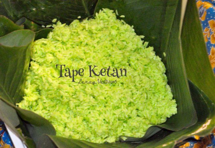 Tape Ketan by Vetrarini Leroy
