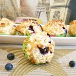 Blueberry Streusel Muffin by Desy Stockl
