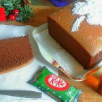 Kit Kat OGURA cake by Vian Ninethynine Blues