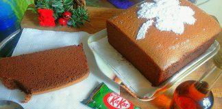 Kit Kat OGURA cake by Vian Ninethynine Blues