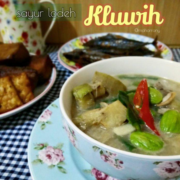 Lodeh Kluwih by Rannia's Garage