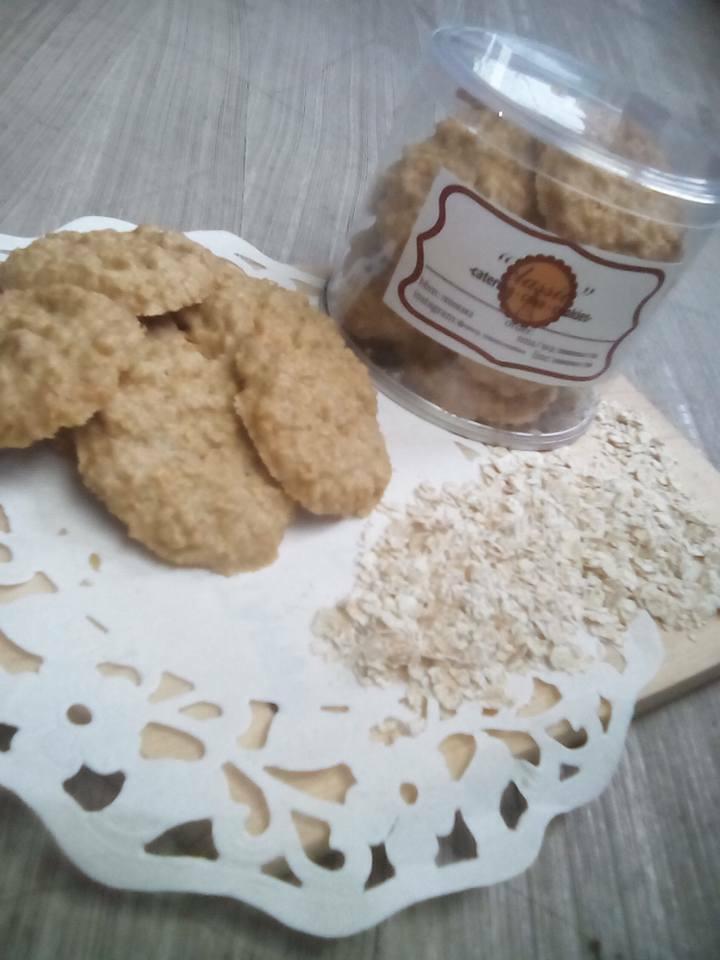 Oatmeal Cookies by Rengganis Vanny