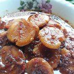 Rendang jengkol by Teenee Ayangna Didie