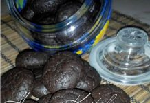Soft Brownies Cookies by Hanian Rima Almaqdisi