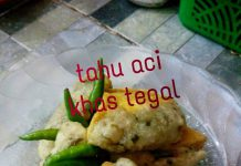 Tahu Aci Khas Tegal by Ummu Yusuf Ahsan