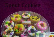 Donut Cookies by Devie Djatnika