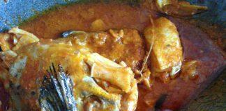 Ikan Salmon Asam Padeh by Khrisma Ocha