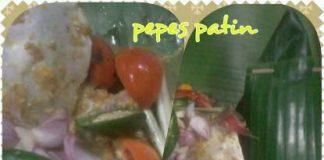 Pais Iwak Patin (pepes ikan patin) by Dewi Yanti