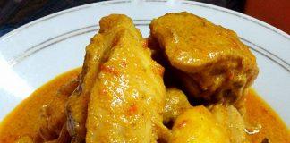Resep Gulai Ayam by Lily Maskoer