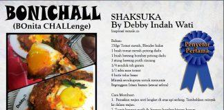 Shaksuka By Debby Indah Wati